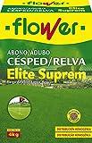 Flower 10562 - abono césped élite suprem - microgranulado, 4 Kg