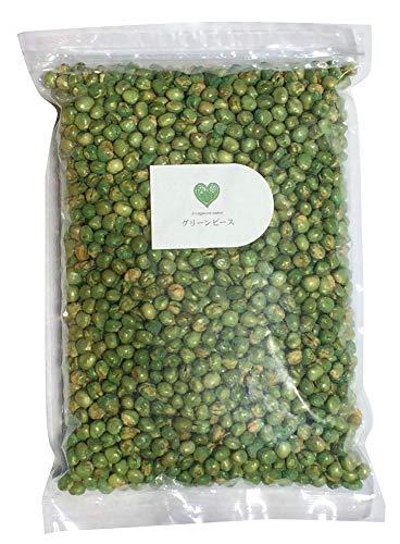 グリーンピース ほどよい塩味 豆菓子 おつまみ 1�s 英国産えんどう豆使用 国内加工 業務用