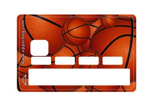 Upper Bag Wandtattoo CB Sport Basketball Balls