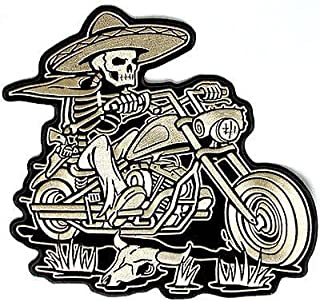Best mexican biker patches Reviews