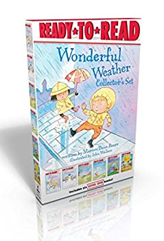 The Wonderful Weather Collector s Set Rain Snow Wind Clouds Rainbow Sun Weather Ready-to-Reads