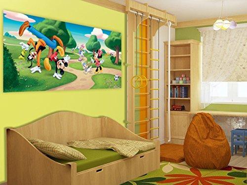 Disney Mickey Mouse Papier Peint Décoration pour la Chambre d'enfants