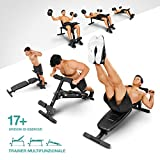 Zoom IMG-1 sportstech brt500 panca pesi innovativa