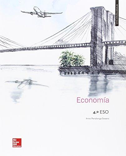 Economía. 4º ESO - 9788448609535