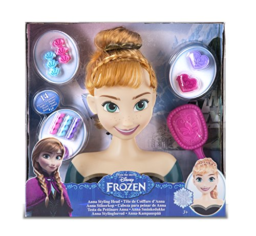Disney Frozen 16637FR           The icequeen Schminkkopf