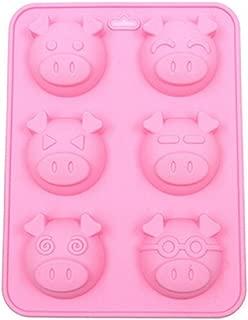 Best pig cake mold Reviews