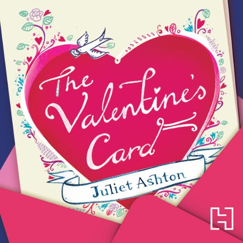 The Valentine's Card audiobook cover art