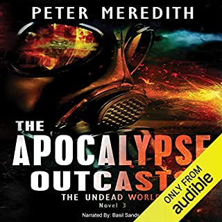 The Apocalypse Outcasts cover art