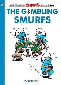 The Smurfs Graphic Novels 25巻 表紙画像