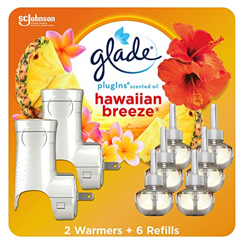 in budget affordable Glade PlugIns meets air fresheners, house and bath fragrance oils, and Hawaiian starter kits.