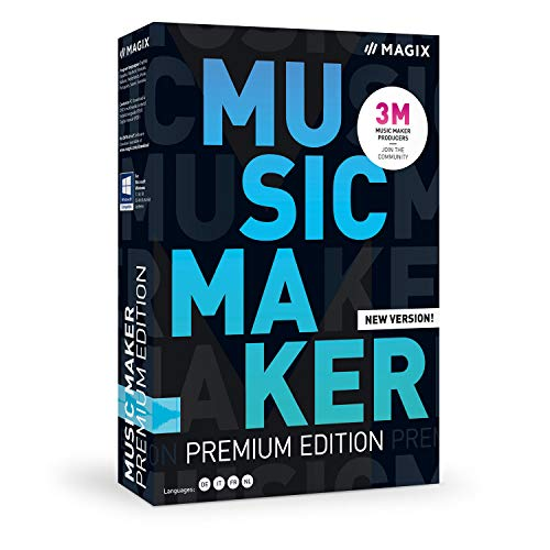 MAGIX -  Music Maker - 2020