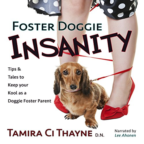 Foster Doggie Insanity audiobook cover art