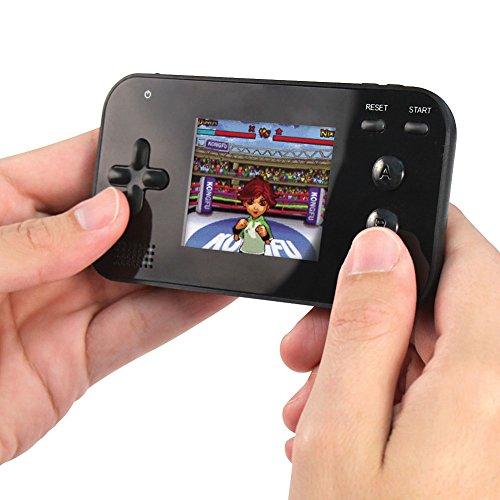 Handheld Portable Arcade Video Gaming System - 220 Retro Games Entertainment