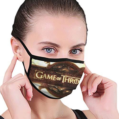 Game_of_Thrones Rave Bandana para hombres Wmen Cuello Polaina Bufanda Viento Polvo Pasamontañas