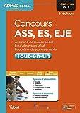 Concours ASS, ES, EJE Tout-en-un (Admis en écoles du travail social)