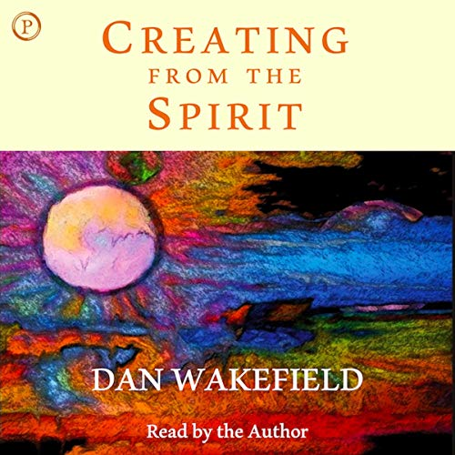 Creating from the Spirit audiobook cover art