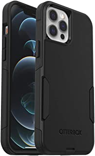 OtterBox COMMUTER SERIES Case for iPhone 12 Pro Max - BLACK