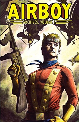 Airboy Archives Vol. 1 (English Edition)