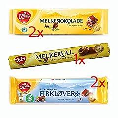 2 Milk Chocolate 60g 2 Milk Chocolate with Hazel Nuts 60g 1 Milk Chocolate Roll 74g