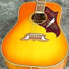 EPIPHONE/DOVE PRO VB (Violinburst) エピフォン アコースティックギター フォークギター エレアコ アコギ