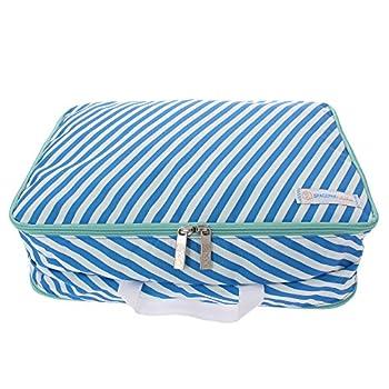 Flight 001 Spacepak Clothes Stripe Ocean Blue One Size