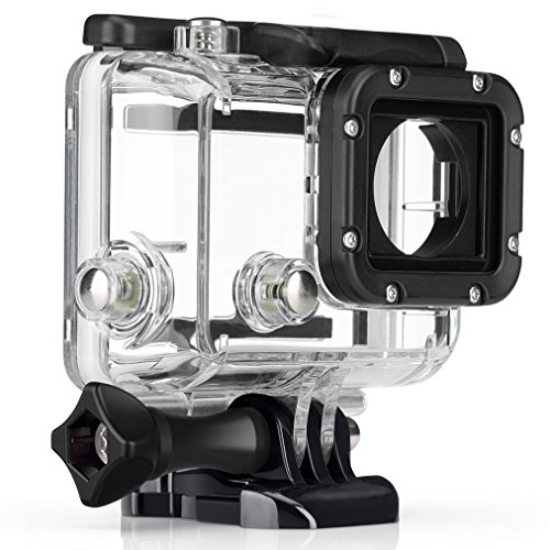 FitStill GoPro Replacement Dive Case Waterproof Housing for HERO4, HERO3+ and HERO3