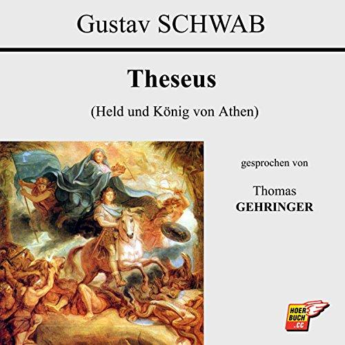 Theseus audiobook cover art