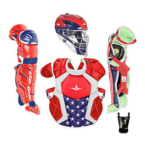 all star catcher gear