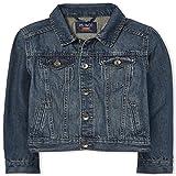 The Children's Place Boys' Denim Jacket, Streamwash, XL (14)