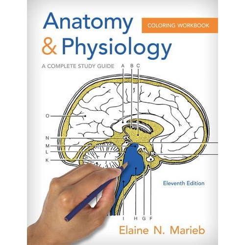 Marieb Coloring Book: Amazon.com