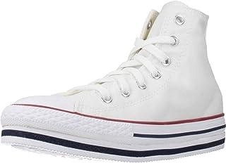 Zapatillas para ni�o, Color Blanco (White), Marca CONVERSE, Modelo Zapatillas para Ni�o CONVERSE Chuck Taylor All Star PLA...
