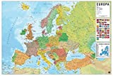 Grupo Erik Editores, S.L. - Póster mapa europa-e grupo erik