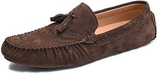 Peas Shoes Chaussures pour Hommes Lazy Casual Shoes Une Seule Pédale Respirante