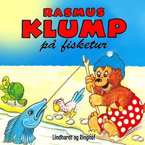 Rasmus Klump på fisketur Titelbild