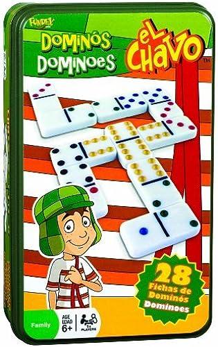 Dominoes by El Chavo