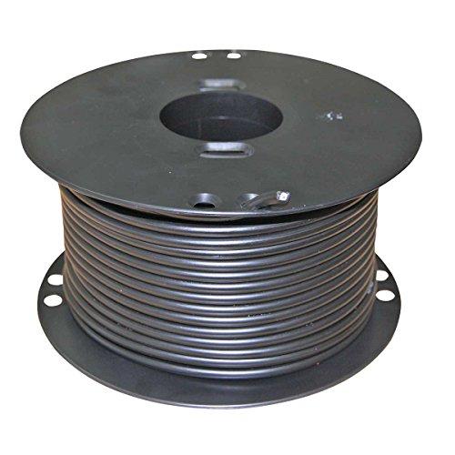 Kerbl 44921 Hochspannungs-Untergrundkabel, 6.0mm Außendurchmesser, 50m Länge
