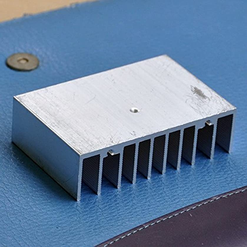 Electronics-Salon 1PCS Aluminum Heatsink, 3