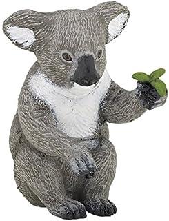 Papo 50111 Koala bear WILD ANIMAL KINGDOM Figurine, Multicolour