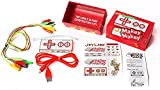 STEM FUN FOR ALL: No matter if your child is a budding engineer, computer wiz, or amateur inventor, JoyLabz invention kit will bring out their creativity in unique and fun ways. With thousands of possibilities to build, interact, and inspire, Makey M...