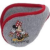 Disney Minnie Maus Fleece Ohrenwärmer Ohrenschützer Minnie grau