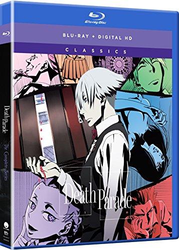 Death Parade Classic Blu-ray(デス・パレード 全12話+OVA)