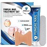 Best Fungal Nail Treatments - Ariella Toenail Fungus Stop Nail Repair Cream, Repairs Review