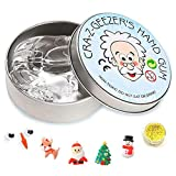 GREAHWD Kit De Slime Transparent, Bricolage Bounce Clear Putty Crystal Liquid Slimes Fournitures Silly Kit Putty Clay Stress Surprise Slim Toys pour Filles Garçons 4-10 Ans
