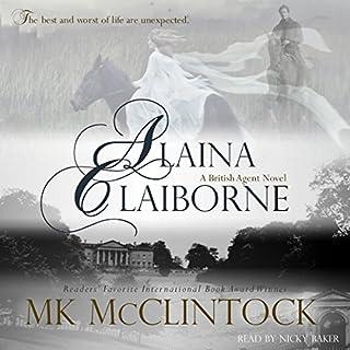 Alaina Claiborne audiobook cover art