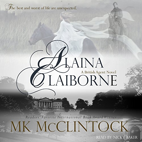 Alaina Claiborne audiobook cover art