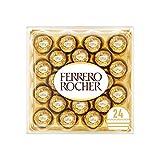 Rocher Ferrero Rocher Chocolate Box, 24 Chocolates