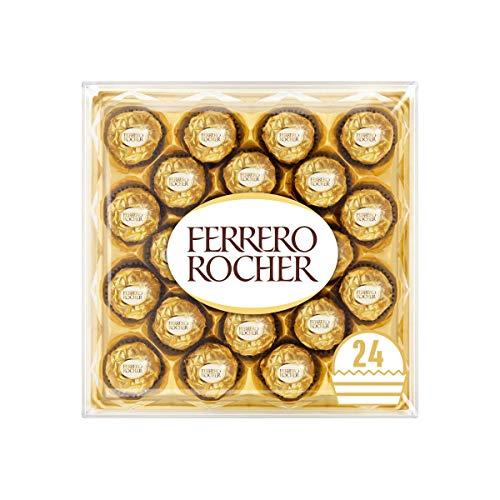 Ferrero Rocher Chocolate Easter Gift Set Hazelnut and Milk Chocolate...