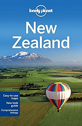 Lonely Planet New Zealand (Travel Guide) by Lonely Planet Charles Rawlings-Way Brett Atkinson Sarah Bennett Peter Dragicevich Lee Slater(2014-10-01)