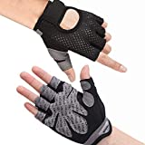 Hually Gloves For Rowing Machine Exercise