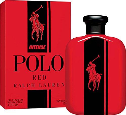 Ralph Lauren Polo Red Intense Eau De Parfum EDP Spray 4.2 OZ. 125 ML.